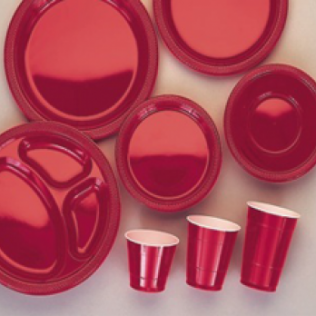 Apple Red Tableware